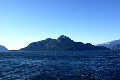 HDR Porteau Cove